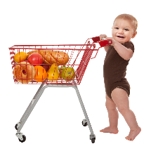grocery delivery, steamboat gocery orders, steamboat springs, online grocery order, family vacation, baby shopping, family grocery shopping