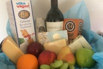 grocery delivery, steamboat grocery order, steamboat gift basket, cheese and wine, fridge fillers, grocery gals